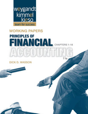 Working Papers Chapters 1-18 to Accompany Accounting Principles, 11th Edition (Paperback)
