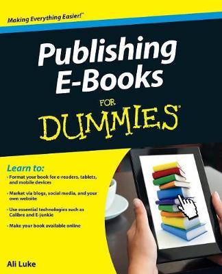 Publishing E-Books For Dummies (Paperback)