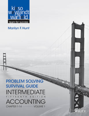 Problem Solving Survival Guide V1 T/a Intermediate Accounting, Fifteenth Edition (Paperback)