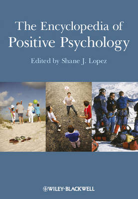 The Encyclopedia of Positive Psychology (Paperback)
