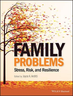 Family Problems: Stress, Risk, and Resilience (Paperback)