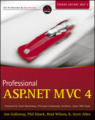 Professional ASP.NET MVC 4 (Paperback)