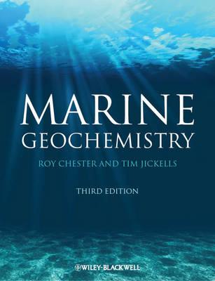 Marine Geochemistry (Hardback)