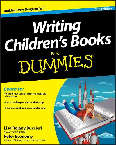 Writing Children's Books For Dummies (Paperback)