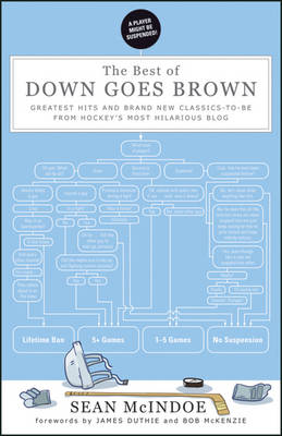 The Best of Down Goes Brown: Greatest Hits and Brand New Classics-to-Be from Hockey's Most Hilarious Blog (Paperback)