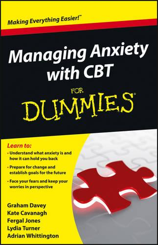 Managing Anxiety with CBT For Dummies (Paperback)