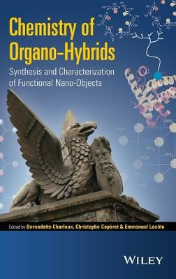 Chemistry of Organo-hybrids: Synthesis and Characterization of Functional Nano-Objects (Hardback)