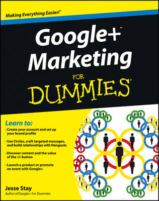 Google+ Marketing For Dummies (Paperback)