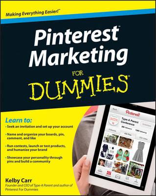 Pinterest Marketing For Dummies (Paperback)