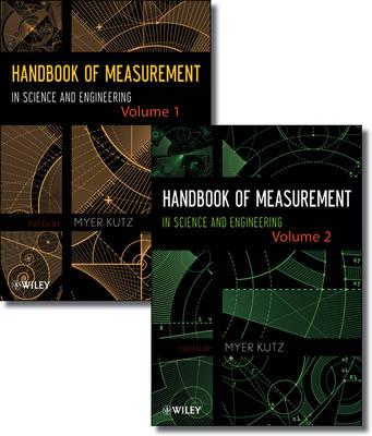 Handbook of Measurement in Science and Engineering, Two Volume Set (Hardback)
