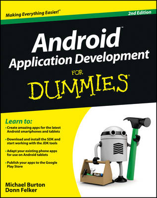 Android Application Development For Dummies (Paperback)