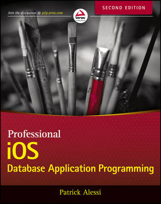 Professional IOS Database Application Programming (Paperback)
