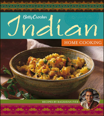 Betty Crocker Indian Home Cooking (Paperback)