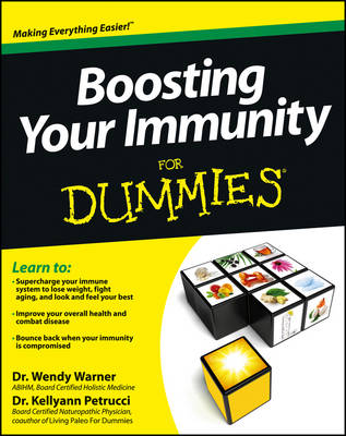 Boosting Your Immunity For Dummies (Paperback)