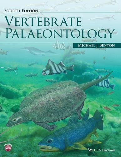 Vertebrate Palaeontology (Paperback)