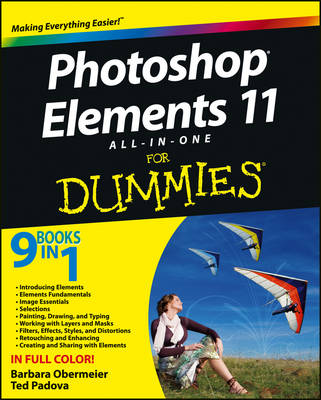 Photoshop Elements 11 All-in-One For Dummies (Paperback)
