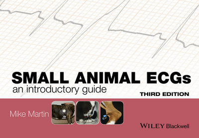 Small Animal ECGs: An Introductory Guide (Paperback)