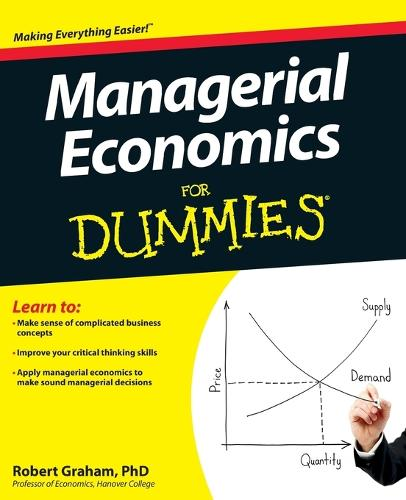 Managerial Economics For Dummies (Paperback)