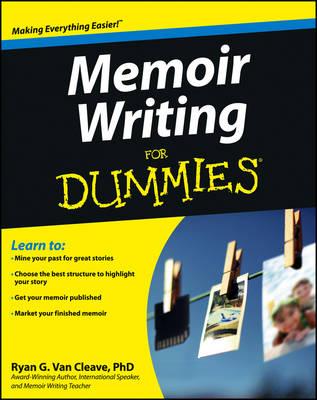 Memoir Writing For Dummies (Paperback)
