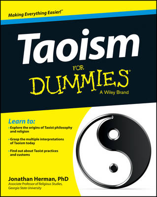 Taoism for Dummies (Paperback)