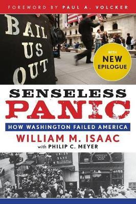 Senseless Panic: How Washington Failed America (Paperback)