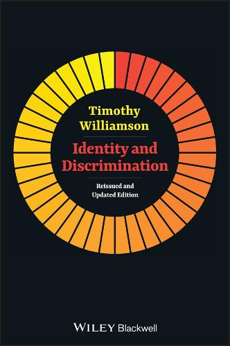 Identity and Discrimination (Paperback)