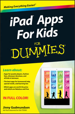 iPad Apps for Kids For Dummies (Paperback)