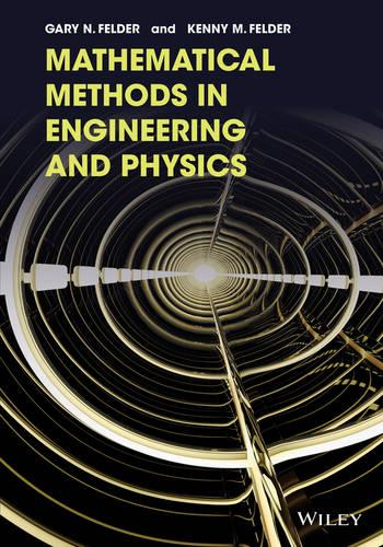 Cover Mathematical Methods in Engineering and Physics
