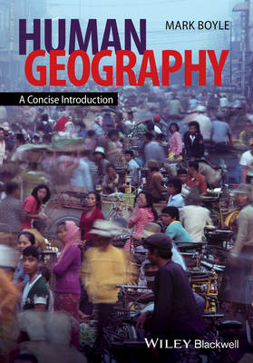 Cover Human Geography: A Concise Introduction