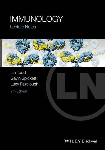 Lecture Notes: Immunology - Lecture Notes (Paperback)