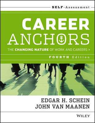 Cover Career Anchors: The Changing Nature of Careers Self Assessment