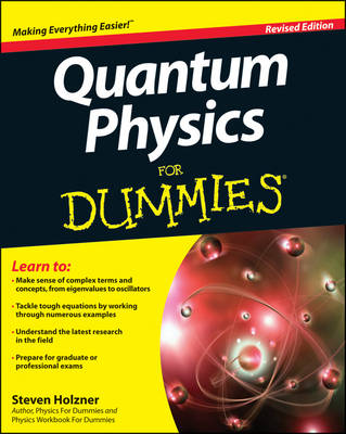 Quantum Physics For Dummies (Paperback)