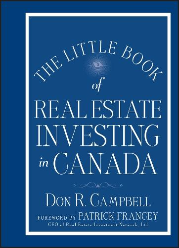 The Little Book of Real Estate Investing in Canada (Hardback)