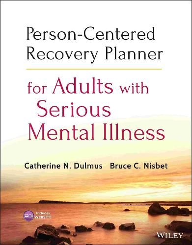 Cover Person-Centered Recovery Planner for Adults with Serious Mental Illness