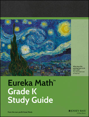 Cover Eureka Math Grade K Study Guide - Common Core Mathematics