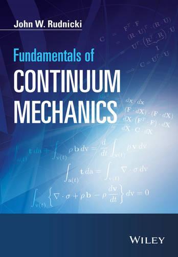 Cover Fundamentals of Continuum Mechanics