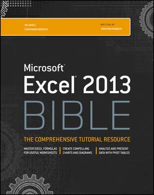 Excel 2013 Bible - Bible (Paperback)
