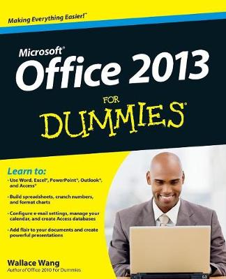 Office 2013 For Dummies (Paperback)