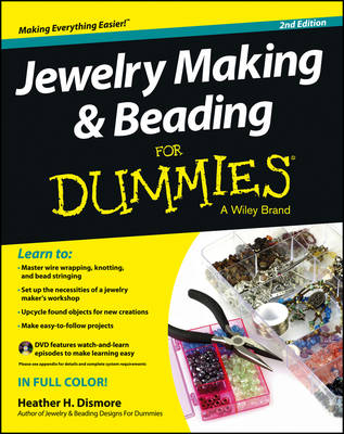 Cover Jewelry Making and Beading For Dummies