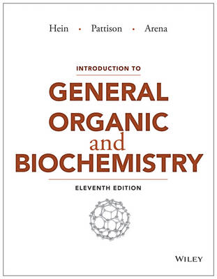 Cover Introduction to General, Organic, and Biochemistry