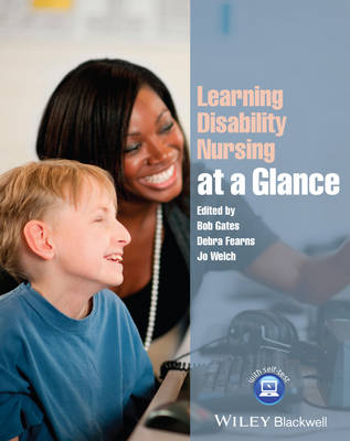 Learning Disability Nursing at a Glance - At a Glance (Nursing and Healthcare) (Paperback)