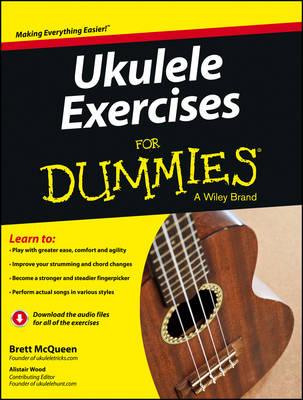 Ukulele Exercises For Dummies (Paperback)