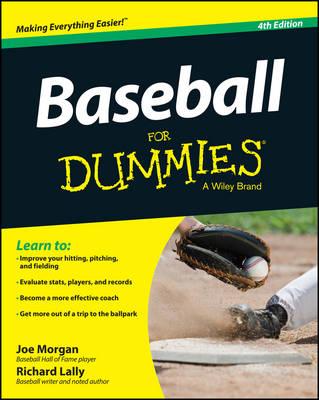 Baseball For Dummies (Paperback)