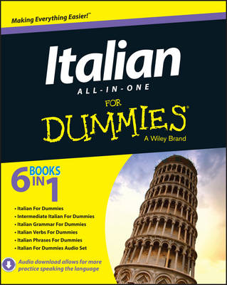 Italian All-in-One For Dummies (Paperback)