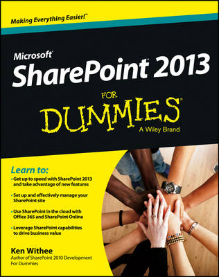 SharePoint 2013 For Dummies (Paperback)