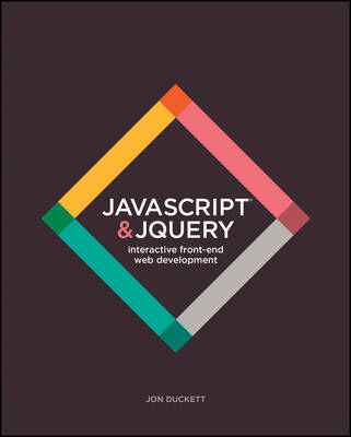 Cover JavaScript and JQuery: Interactive Front-End Web Development