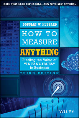 How to Measure Anything: Finding the Value of Intangibles in Business (Hardback)