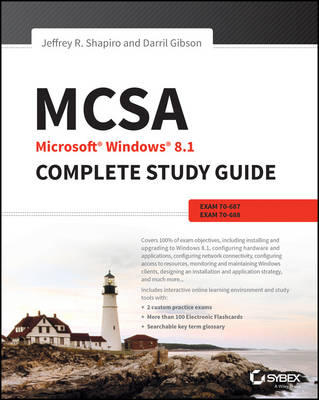 MCSA Microsoft Windows 8.1 Complete Study Guide: Exams 70-687, 70-688, and 70-689 (Paperback)