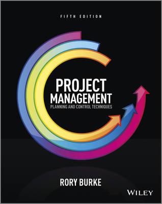 Project Management - Planning & Control Techniques 5E (Paperback)