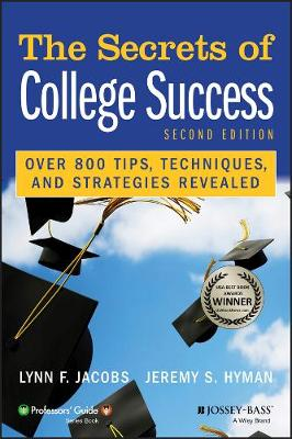 The Secrets of College Success - Professors' Guide (Paperback)
